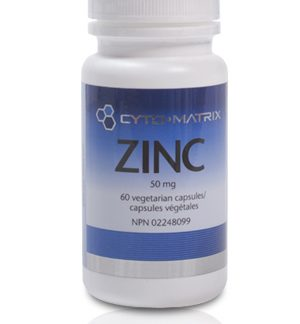 Zinc Citrate 50Mg 60S